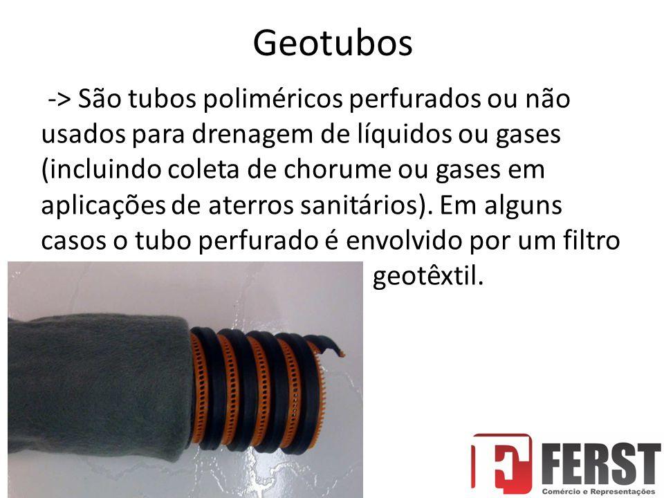Geotubos