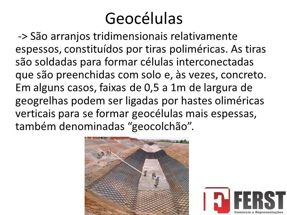 Geocélulas