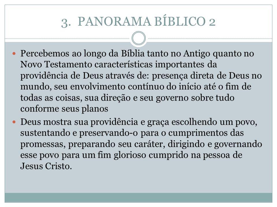 3. PANORAMA BÍBLICO 2