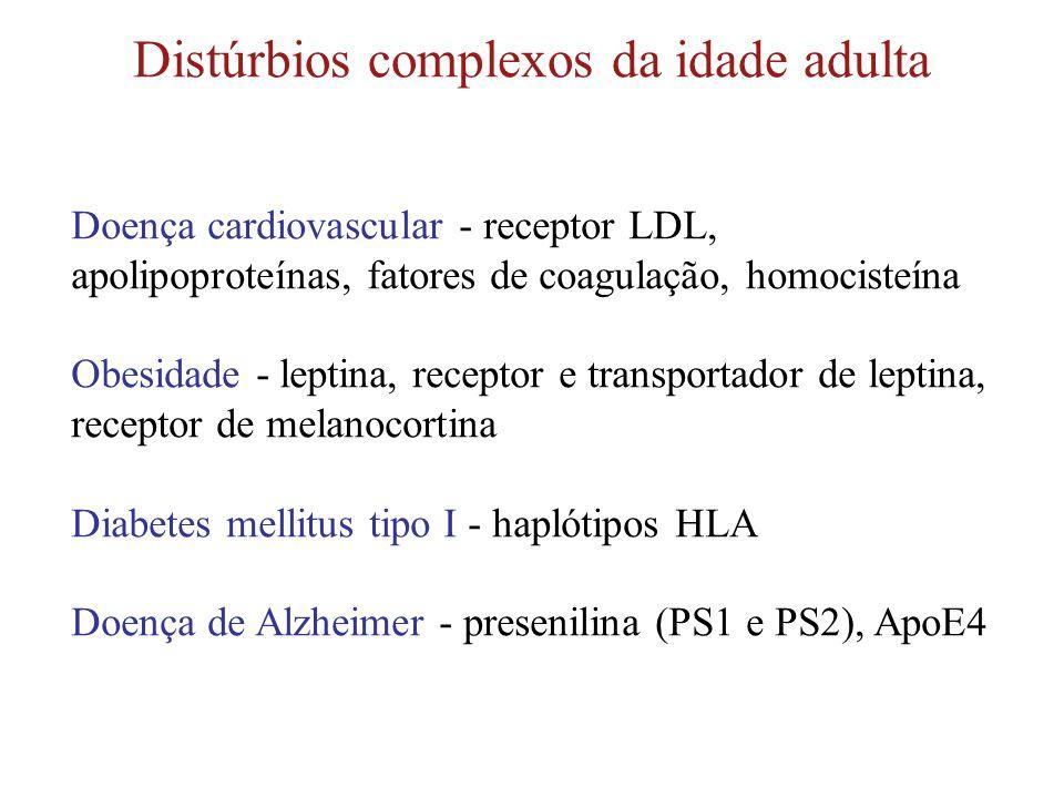 Distúrbios complexos da idade adulta