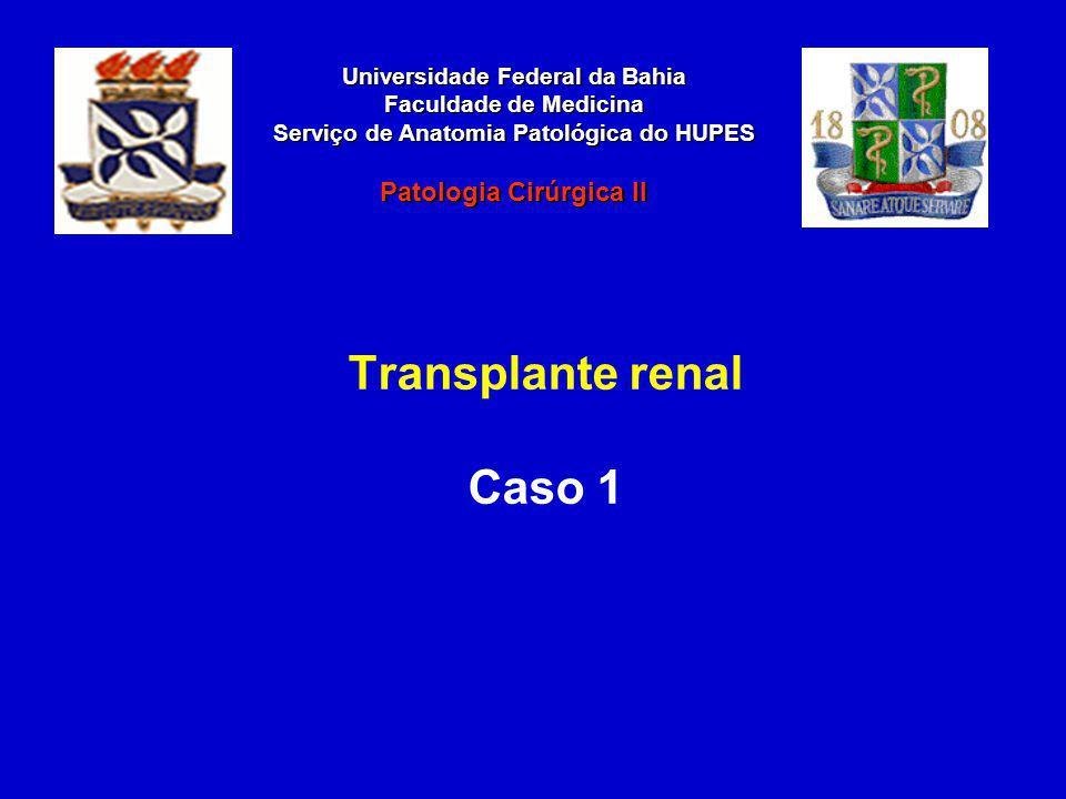 Transplante renal Caso 1