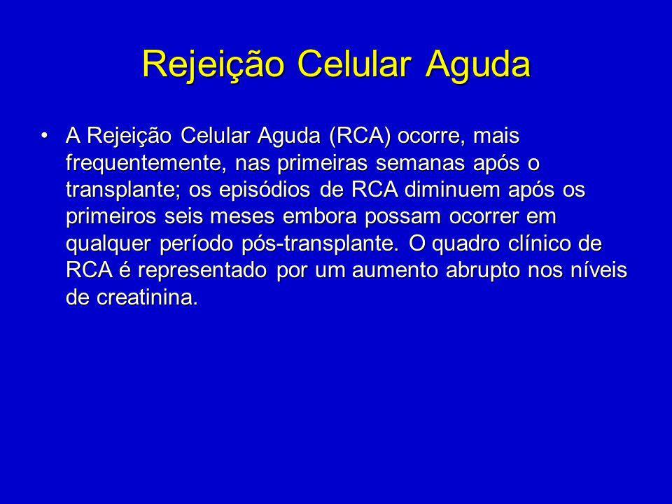 Rejeição Celular Aguda