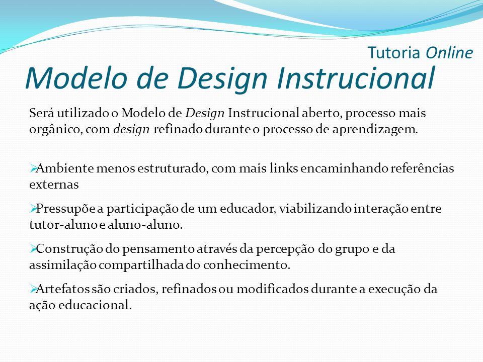 Modelo de Design Instrucional