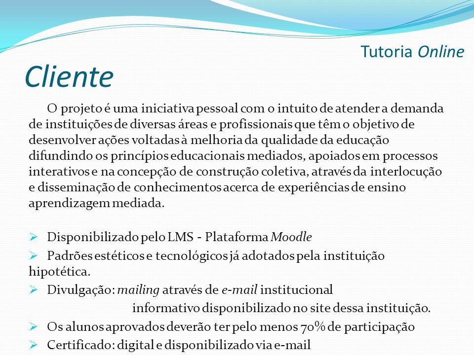 Cliente Tutoria Online