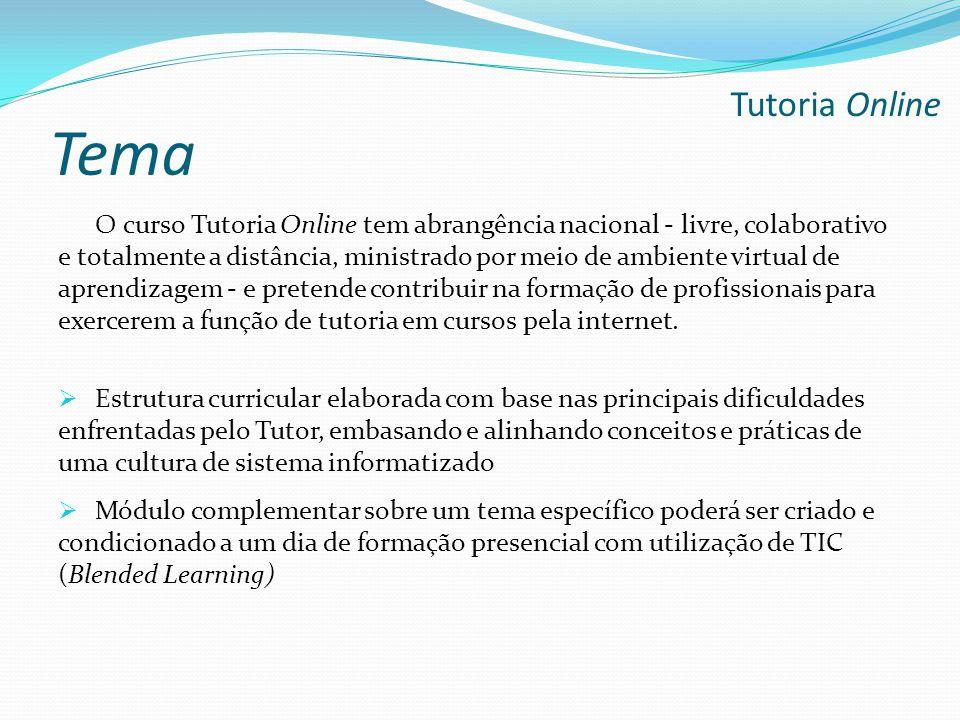Tema Tutoria Online.