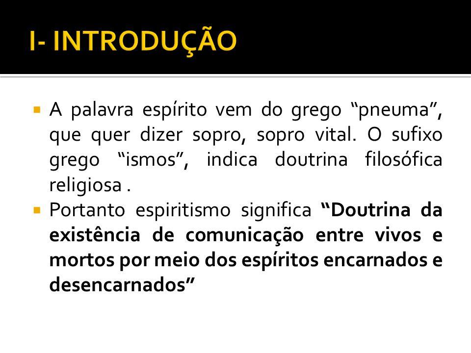I- INTRODUÇÃO