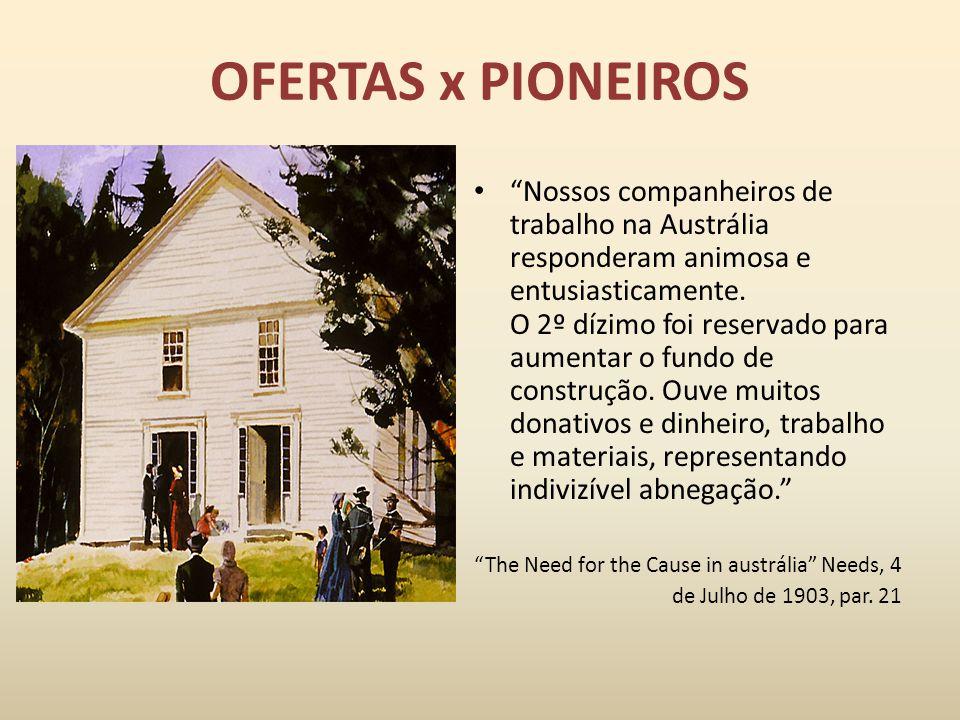 OFERTAS x PIONEIROS
