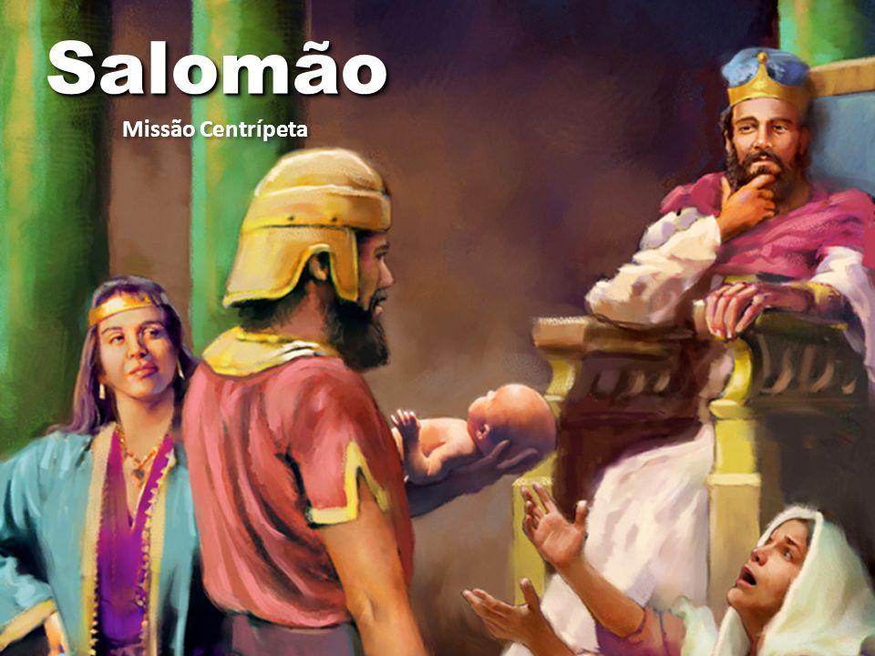 Salomão Missão Centrípeta