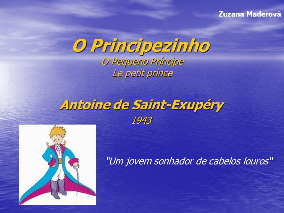 O Principezinho O Pequeno Príncipe Le petit prince