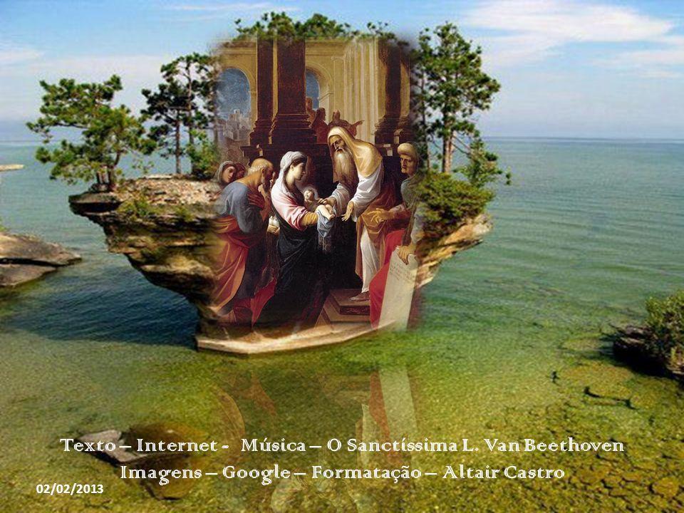 Texto – Internet - Música – O Sanctíssima L. Van Beethoven
