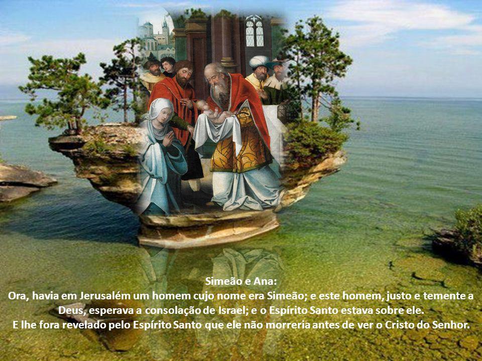 Simeão e Ana: