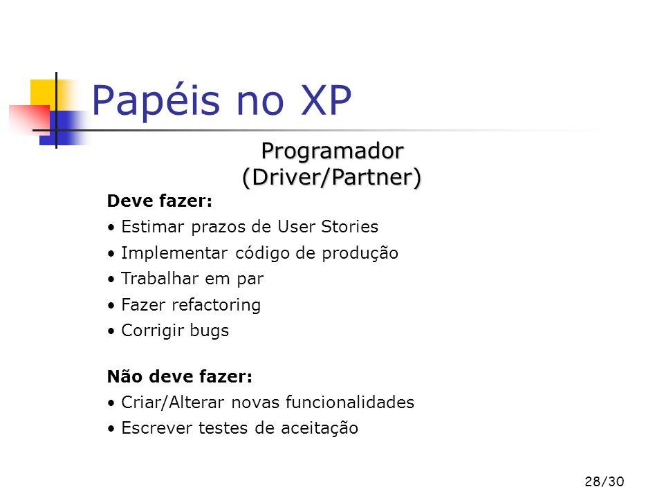 Programador (Driver/Partner)