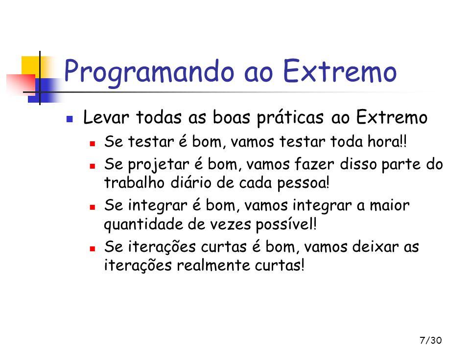 Programando ao Extremo
