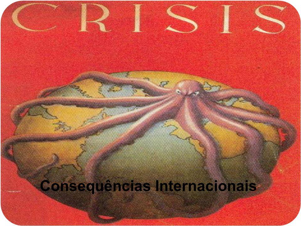 Consequências Internacionais