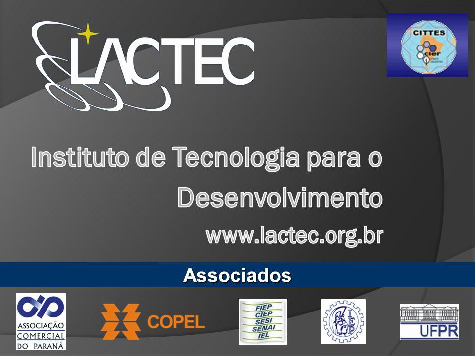 Instituto de Tecnologia para o Desenvolvimento www.lactec.org.br