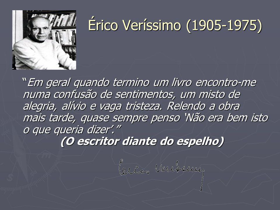 Érico Veríssimo (1905-1975)