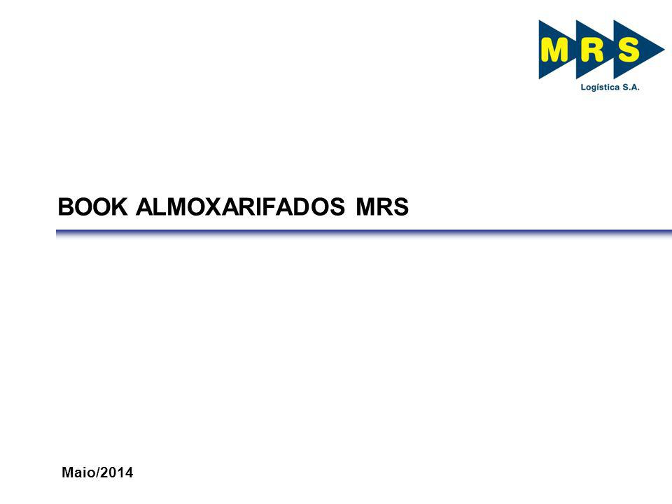BOOK ALMOXARIFADOS MRS