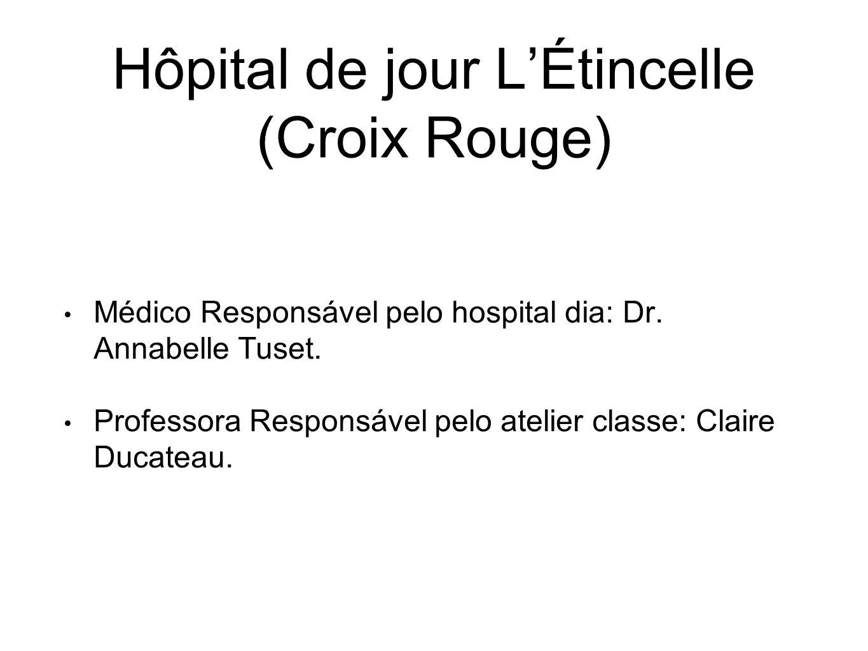 Hôpital de jour L'Étincelle (Croix Rouge)