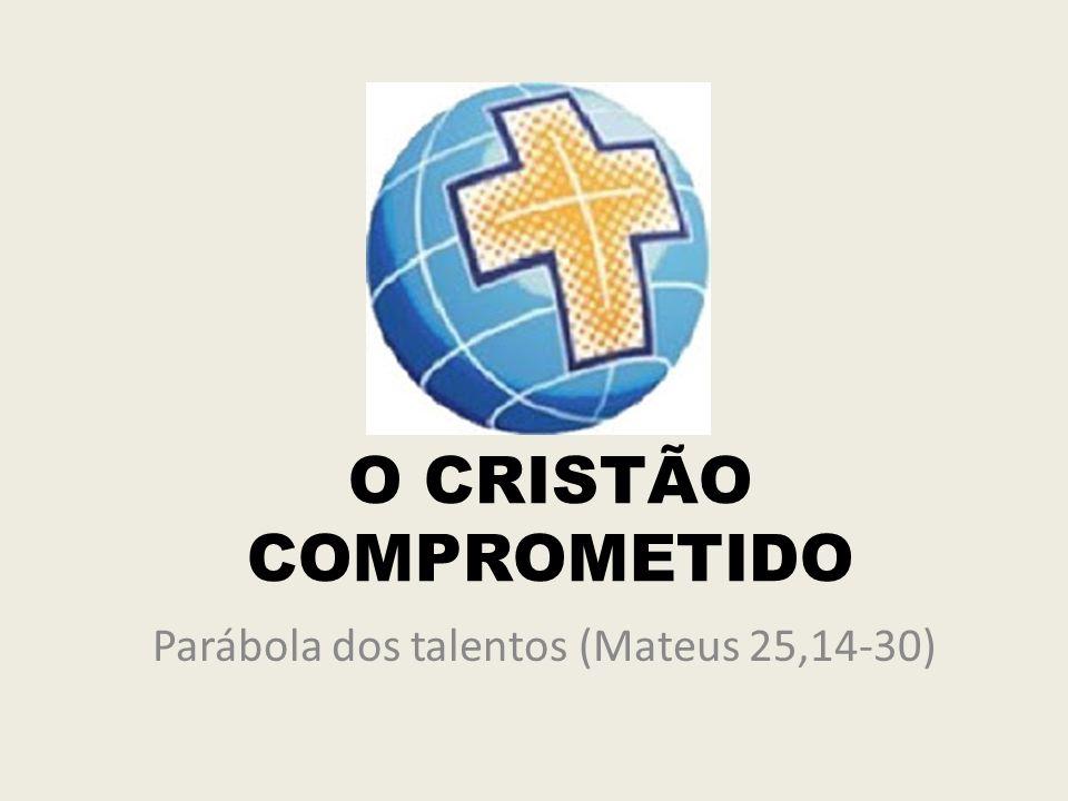 O CRISTÃO COMPROMETIDO