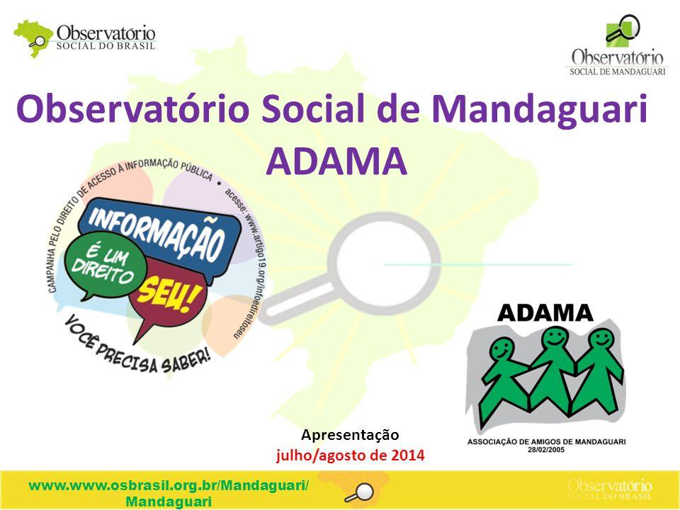 Observatório Social de Mandaguari