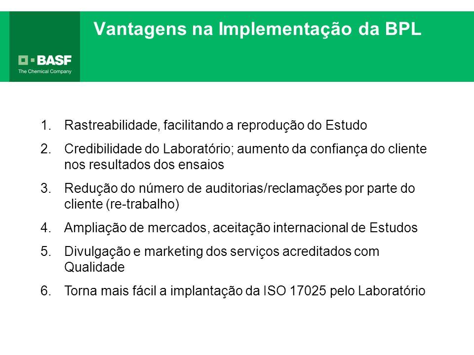 Vantagens na Implementação da BPL
