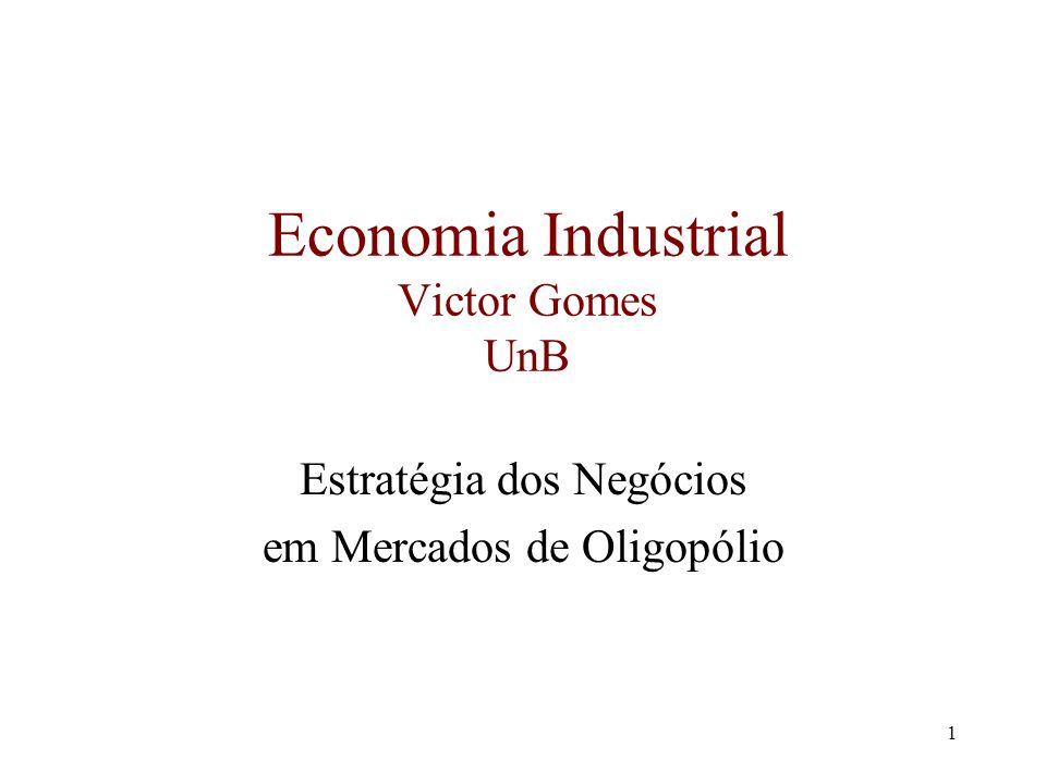 Economia Industrial Victor Gomes UnB