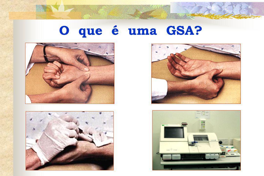 O que é uma GSA