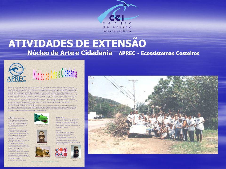 Núcleo de Arte e Cidadania APREC - Ecossistemas Costeiros