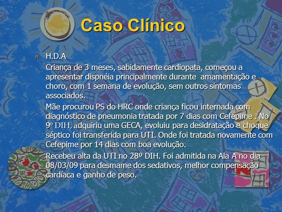 Caso Clínico H.D.A.