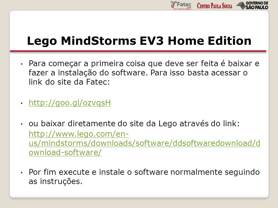 Lego MindStorms EV3 Home Edition