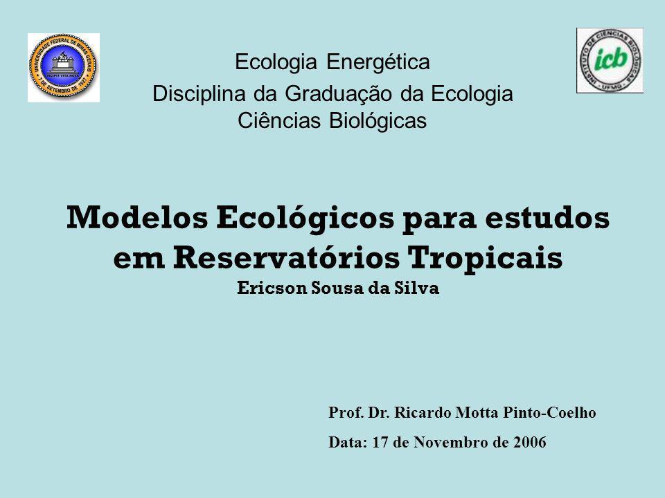 Disciplina da Graduação da Ecologia Ciências Biológicas