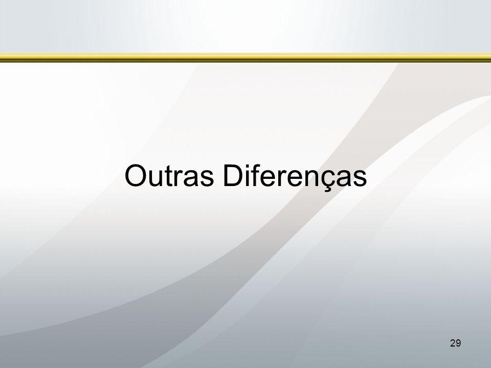 Outras Diferenças 29