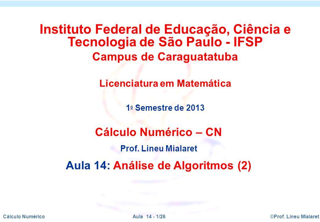Instituto Federal de Educação, Ciência e Tecnologia de São Paulo - IFSP
