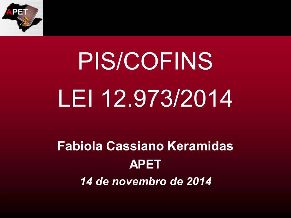 Fabiola Cassiano Keramidas APET 14 de novembro de 2014