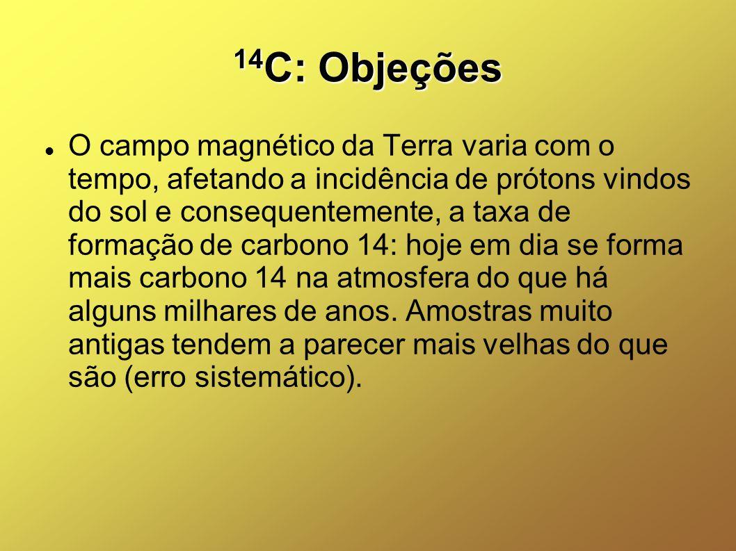 14C: Objeções