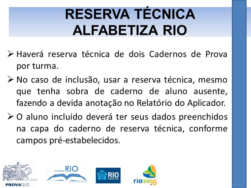 RESERVA TÉCNICA ALFABETIZA RIO