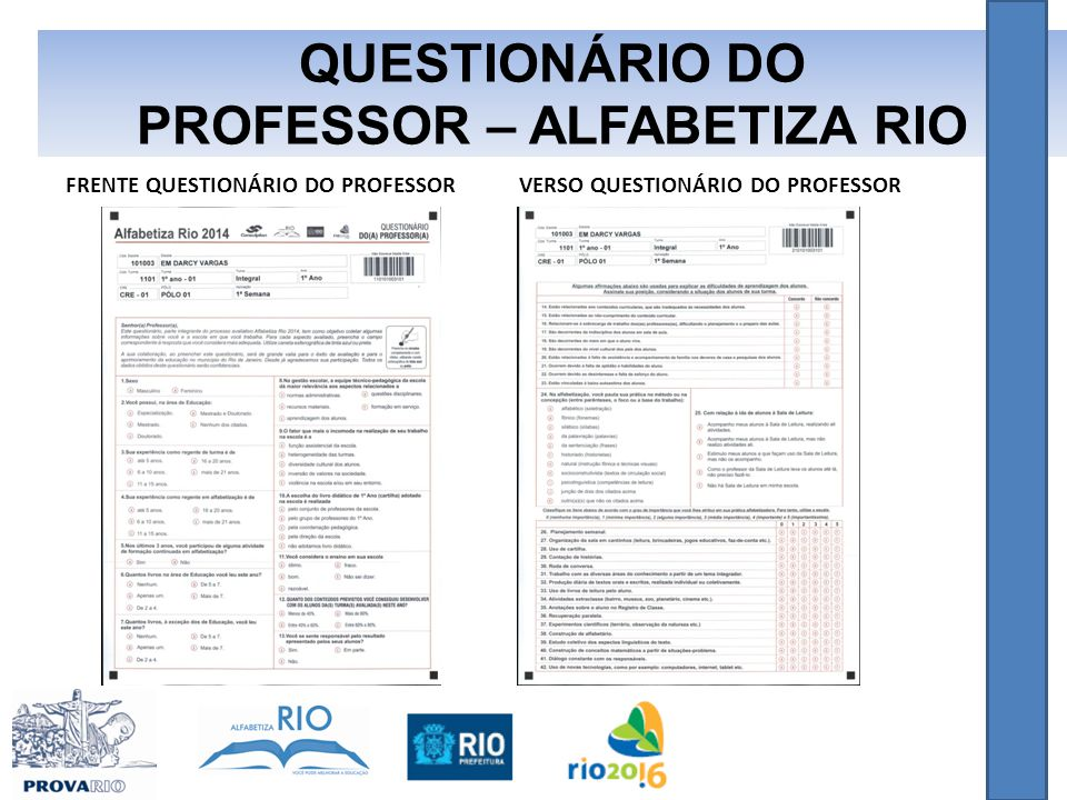 PROFESSOR – ALFABETIZA RIO