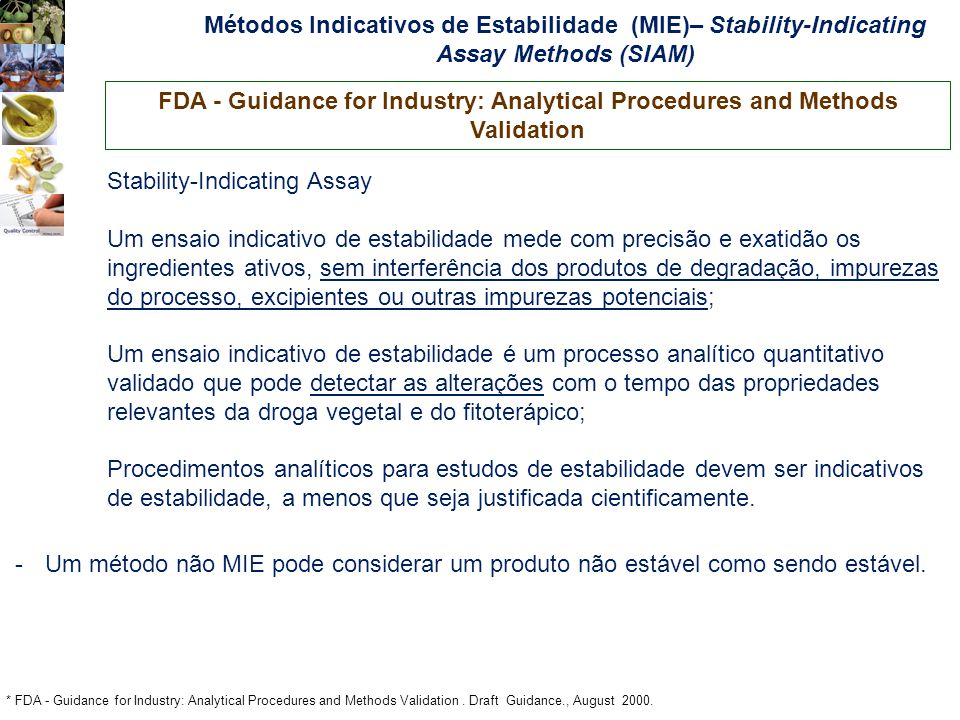 Stability-Indicating Assay