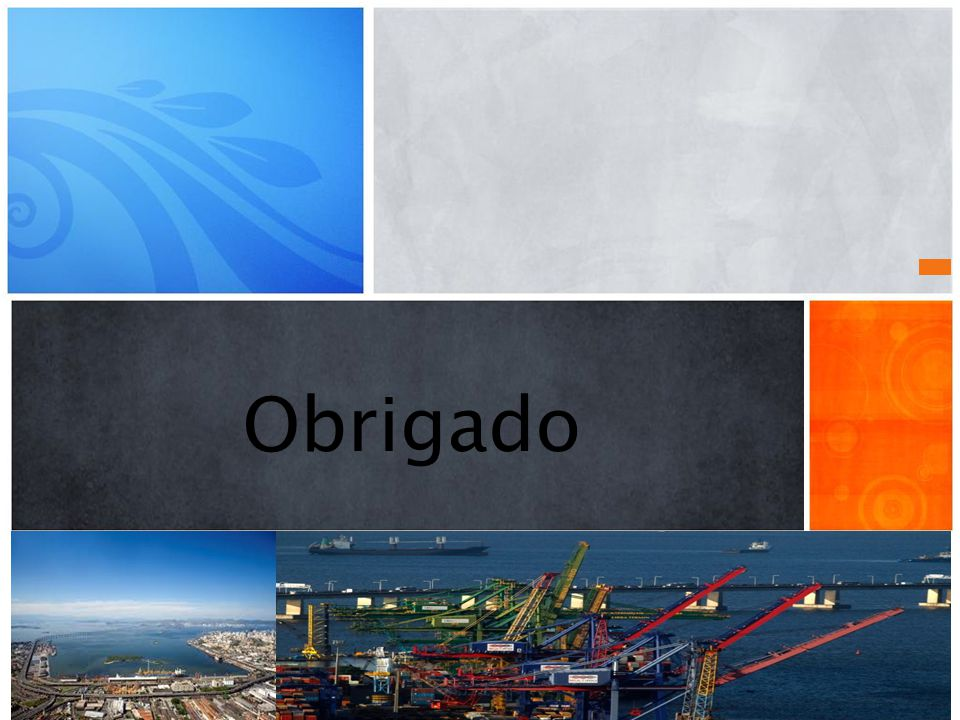 Obrigado Mário Povia mario.porvia@antaq.gov.br www.antaq.gov.br