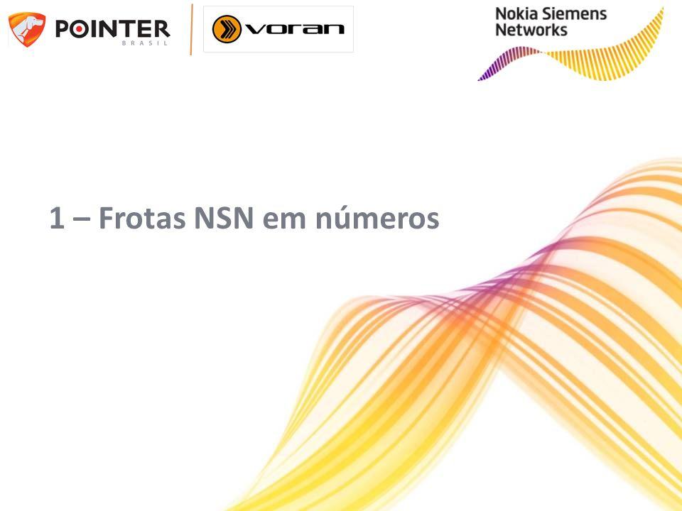 1 – Frotas NSN em números