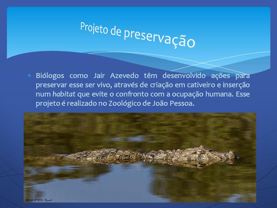 Projeto de preservação