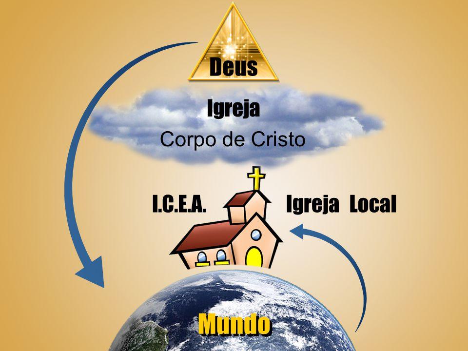 Deus Igreja Corpo de Cristo l.C.E.A. Igreja Local Mundo