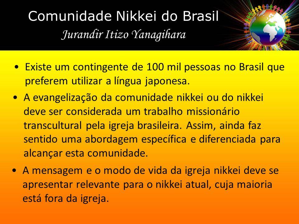 Comunidade Nikkei do Brasil