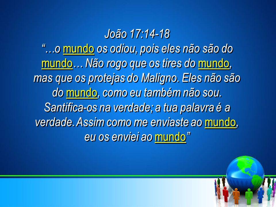 João 17:14-18