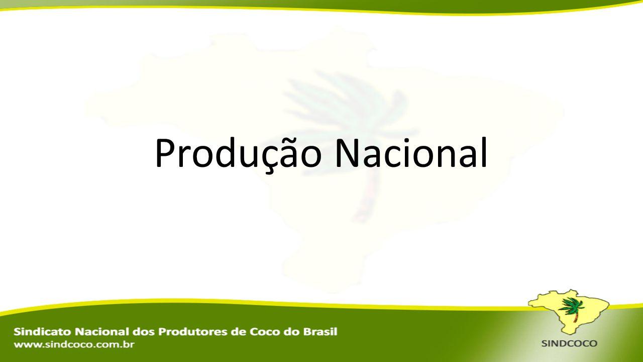 Produção Nacional