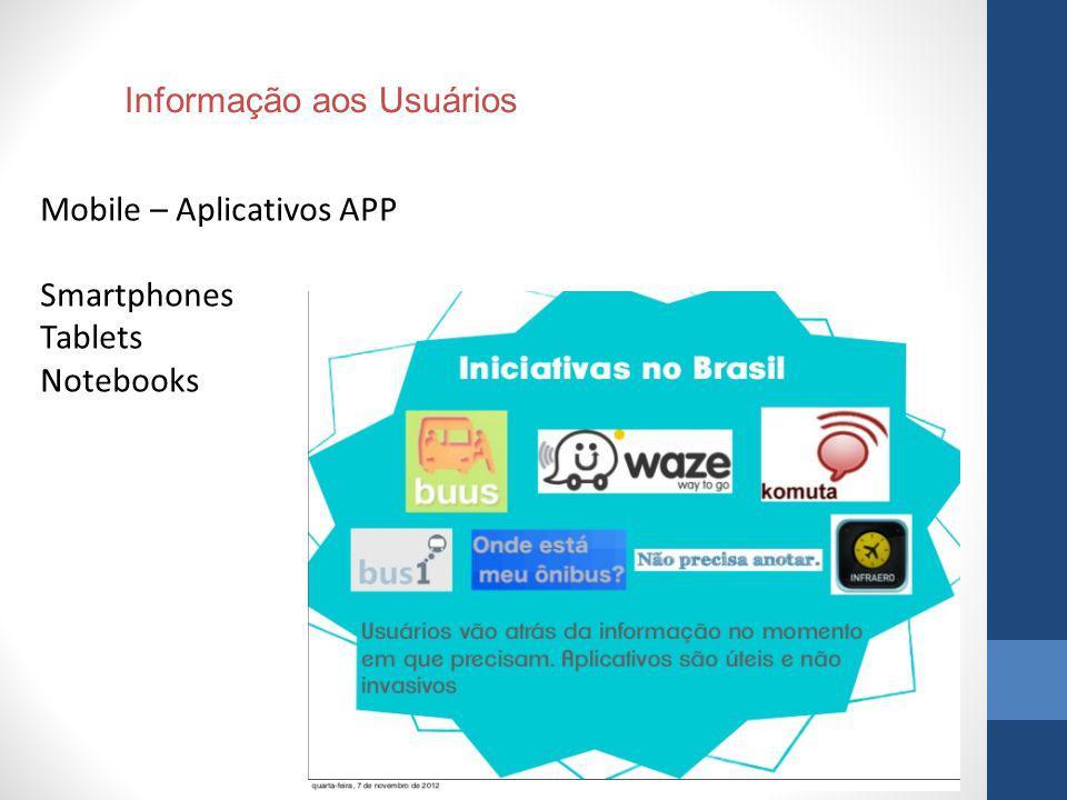 Informação aos Usuários