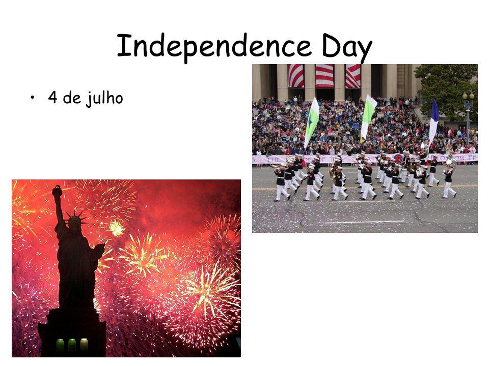 Independence Day 4 de julho