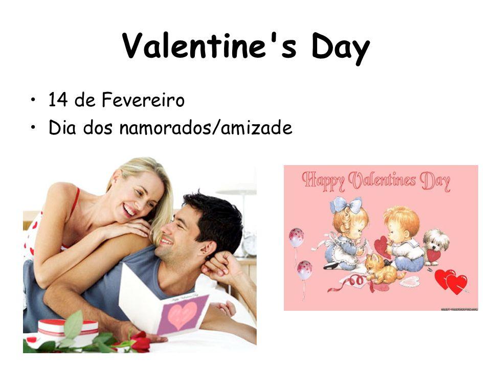 Valentine s Day 14 de Fevereiro Dia dos namorados/amizade