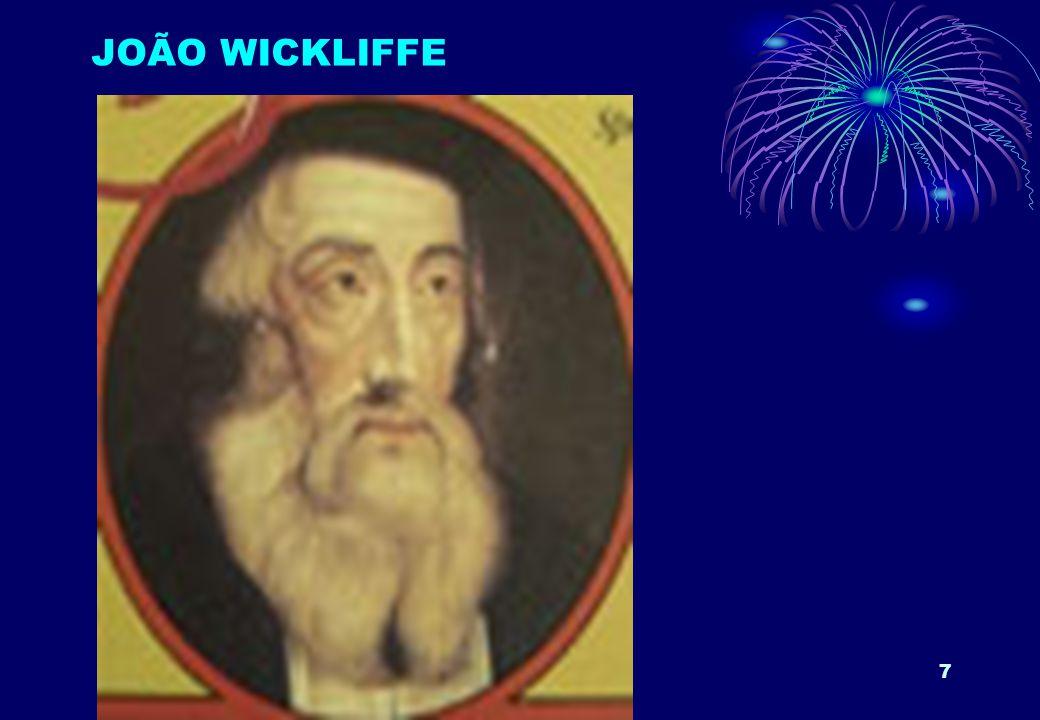 JOÃO WICKLIFFE