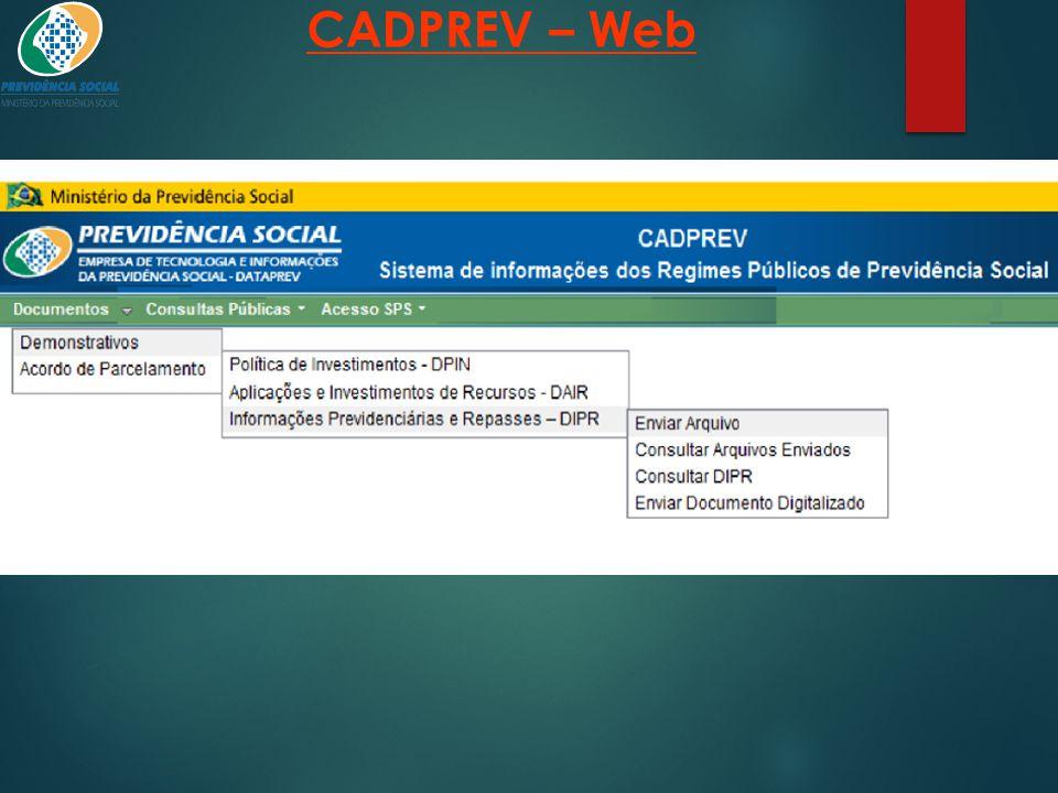 CADPREV – Web 22